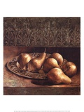Pears on a Platter Posters by Linda Thompson