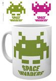 Space Invaders - Crab Mug Tazza