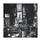 Times Square Rainy Evening 2 Photographic Print by Henri Silberman