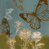 A Blue Day in May II Prints by Lanie Loreth