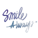Smile Always Posters by Nola James