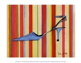 Retro Heels II Posters by Trish Biddle