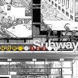 Subway Square Plakat autor Susan Bryant