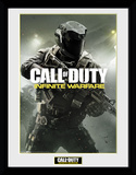 Call Of Duty Infinite Warfare New Key Art Stampa del collezionista
