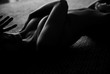 Floored-Bw Photo by Sebastian Black