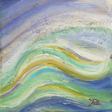 The Sea II Prints by Patricia Pinto
