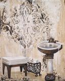Bronze Bath II Kunst af Tiffany Hakimipour