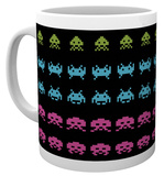 Space Invaders - Invader Wrap Mug Tazza