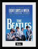 The Beatles Movie Collector Print