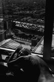 Hora punta Fotografía por Neave Bozorgi