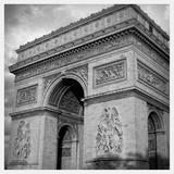 Arc de Triomphe Posters by Emily Navas