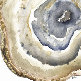 Up Close Agate Watercolor I Posters by Patricia Pinto