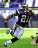 LaDainian Tomlinson 2002 Action Photo