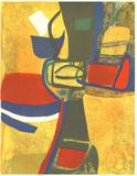 Corne a Licou Collectable Print by Maurice Esteve
