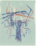 Les Affinites Ambigues Collectable Print by Wifredo Lam
