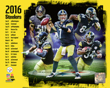 Pittsburgh Steelers 2016 Team Composite Photo