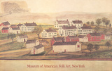Shaker Village, Alfred, Marine Prints by Joshua H. Bussel