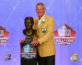 Brett Favre 2016 NFL Hall of Fame Induction Ceremony Photo