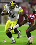 Jerome Bettis 2002 Action Photo