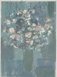 Bouquet de Fleurs Collectable Print by Roger Muhl