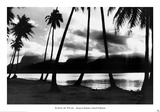Sunset at Raiatea, French Polynesia Prints by Alexis De Vilar