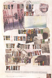 Words Appearing in a Dream of William Burroughs Limited Edition by Robert Rauschenberg