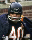 Gale Sayers Action Photo