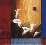 Don Li-Leger - Tranquil Garden Plakát