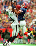 Andre Reed 1999 Action Photo