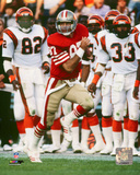 Dwight Clark 1984 Action Photo