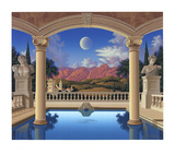 Villa Visconti Limited Edition by Jim Buckels