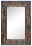 Acacia Mirror Wall Mirror