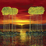 Mutual Understanding Limited Edition Print on Canvas by Ford Smith