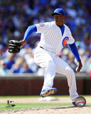 Aroldis Chapman 2016 Action Photo