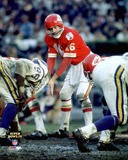 Len Dawson Super Bowl IV Photo