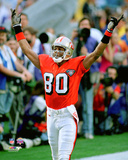 Jerry Rice Super Bowl XXIX Action Photo