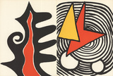 Retour au mobile (from DLM 201) Collectable Print by Alexander Calder