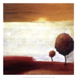 Treetops III Poster by Ursula Salemink-Roos