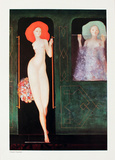 Vesper-Express Posters by Leonor Fini