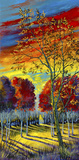 Peaceful Awakening Limited Edition Print on Canvas by Ford Smith