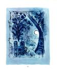 Notre-Dame et la Tour Eifel Collectable Print by Marc Chagall