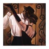 Salsa Posters af Trish Biddle