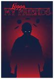 Leggo My Friends Comic Cover 11 Posters