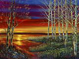 Dawning Awareness Limited Edition Print on Canvas by Ford Smith