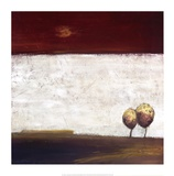 Treetops II Prints by Ursula Salemink-Roos