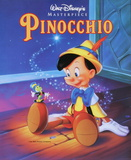 Walt Disney's Pinocchio Poster af Unknown,