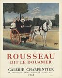 Dit Le Douanier Collectable Print by Henri Rousseau