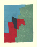 Untitled Collectable Print by Serge Poliakoff