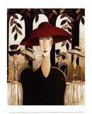 The Red Hat Prints by Danny McBride
