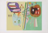 Utan titel Affischer av Wassily Kandinsky